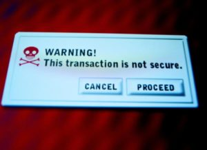 Unsecure SSL